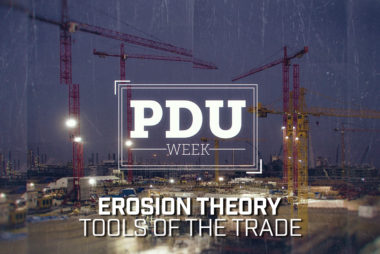 Erosion Theory: Tools of the Trade