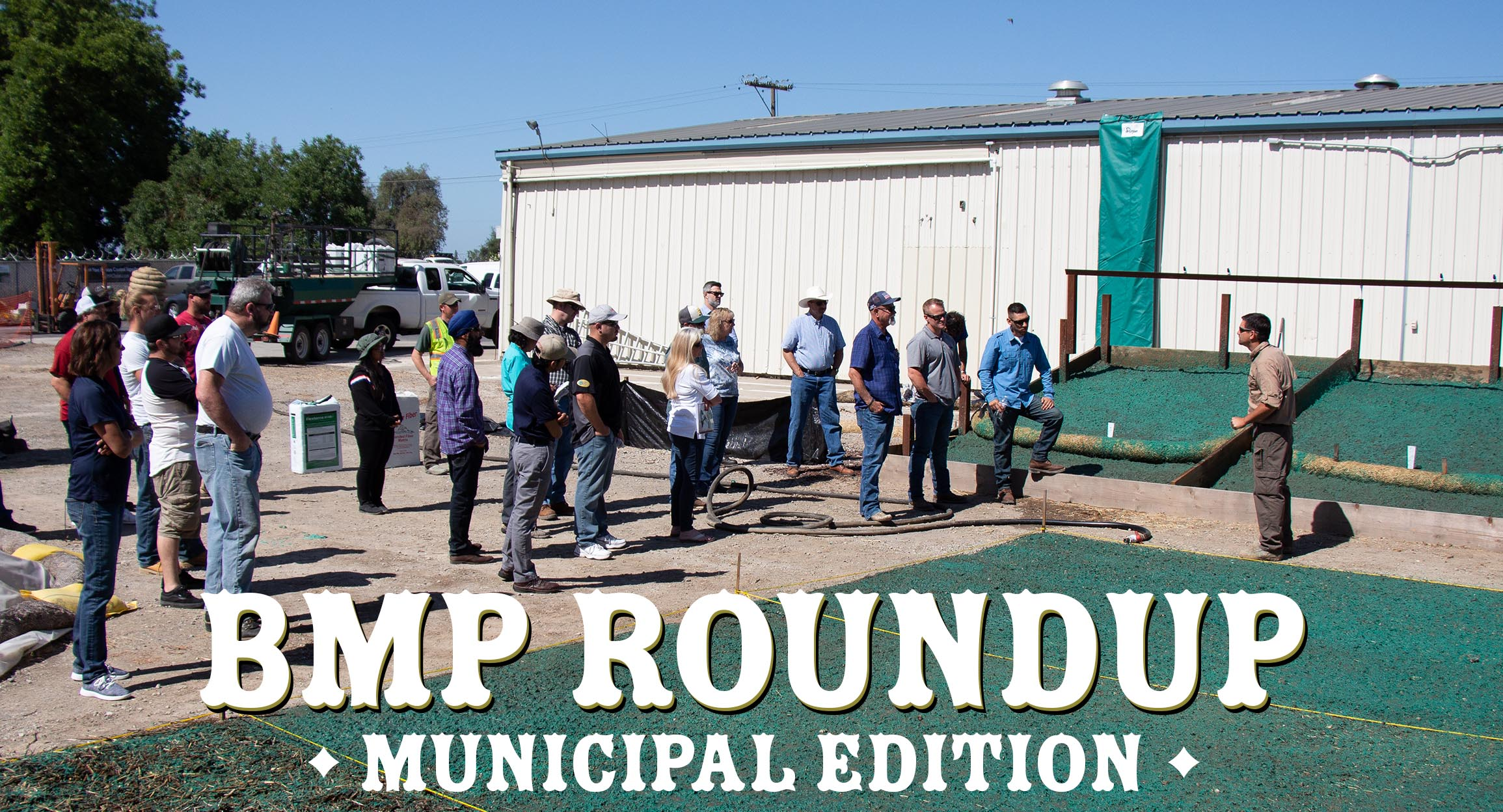 BMP Roundup (Municipal Edition) – June 12, 2019